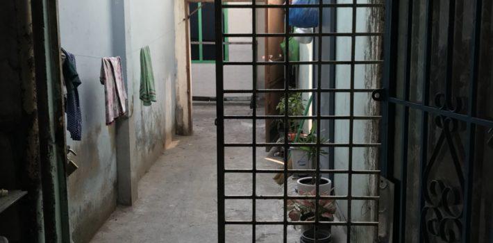 Nhà cấp 4 cũ có gác lửng hẻm 566 Nguyễn Thái Sơn P5 Gò Vấp (đã bán)