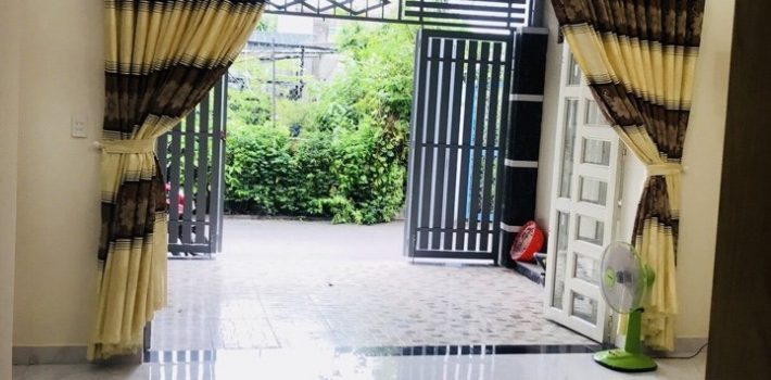 Nhà đẹp 1T2L Nguyễn DUY Cung 5×15 nở hậu 5,5 giá 4,8 tỷ