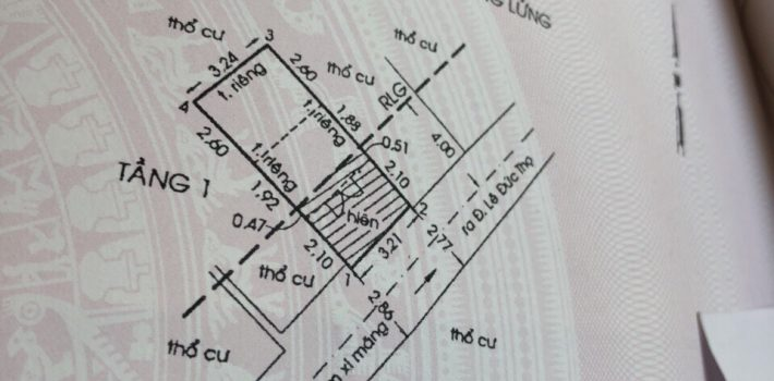 Nhà 1T1L hẻm 359 Lê Đức Thọ F17 giá 1,9 tỷ