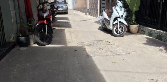 Đất hẻm xe hơi 4×16 Nguyễn Văn Công F3 giá 4.7 tỷ