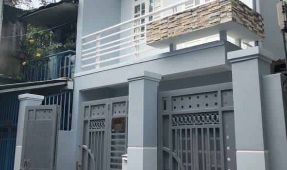 Nhà 1T1 Lầu hẻm 318 Thống nhất F16 giá 4,15 tỷ