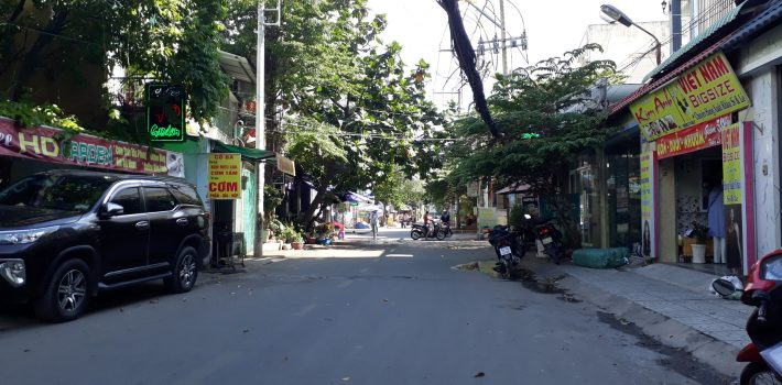 Nhà 5tấm KDC CAO CẤP Quang Trung p14 giá 6,2 tỷ