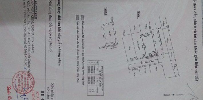 Nhà 1T1L hẻm 237 phạm văn chiêu P14 GV giá 2.58 tỷ