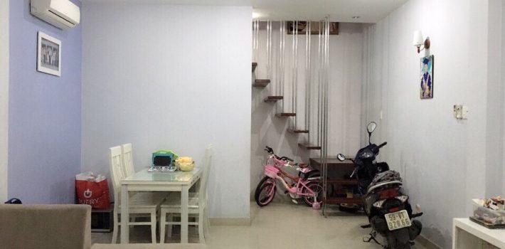 Nhà 1T1L hẻm 25, Bùi Quang Là, f12,GV