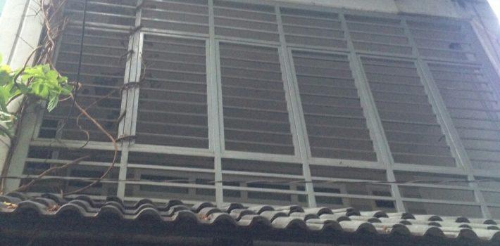 Bán gấp nhà 4 tấm hẻm xe hơi Lotte mart 226 Nguyễn Văn Lượng 4.1×12 giá 4 tỷ