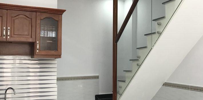 Bán nhà đẹp lung linh hẻm 477 Thống Nhất F16 giá 2ty6