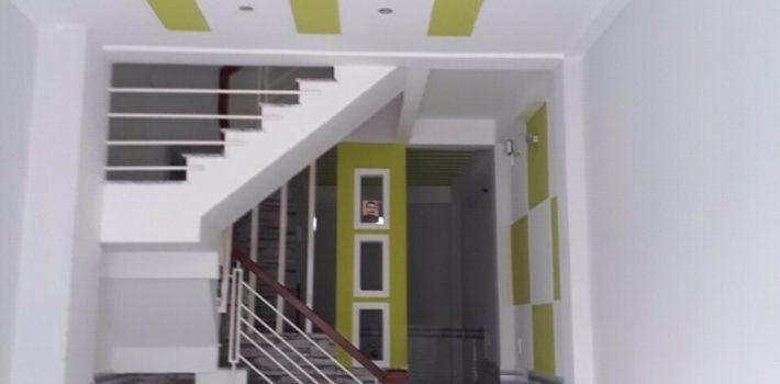 Nhà 1T2L1ST Hẻm 380 Phạm Văn chiêu F9 GV giá 3.65 tỷ TL