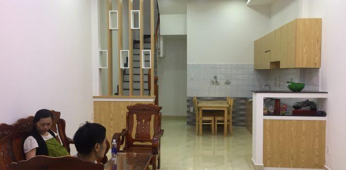 Nhà 1T1L Hẻm 158 Phạm Văn Chiêu F13 GV. Giá 3.7tỷ