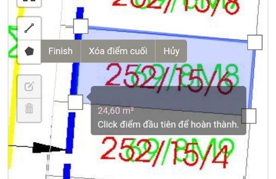 Nhà 1T1L hẻm 252 Phạm Văn Chiêu F9 GV giá 2.5 tỷ