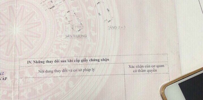 Nhà đẹp 1T2L hẻm xe hơi 566 Nguyễn Thái Sơn P5 giá 3,75 tỷ