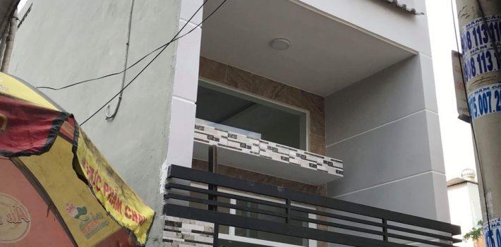 Nhà 1T1L1L Hẻm 55 Nguyễn Văn Công, P.3 Giá 3.17 tỷ