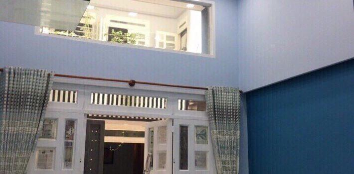 Nhà 1 trệt 1 lửng 1 lầu hẻm 334 Nguyễn Văn Nghi P.7 giá 3.95 tỷ