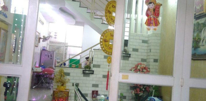 Nhà 1T2L HXH 254 Lê Văn Thọ, P.11 Giá 4.9 tỷ