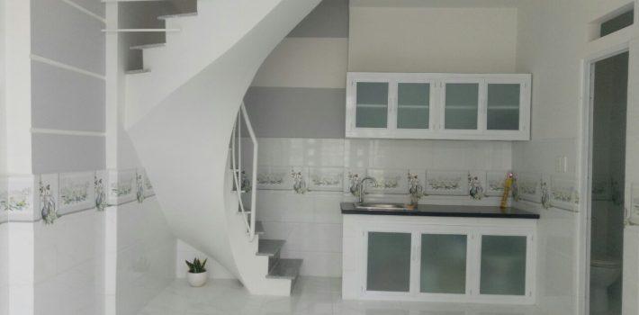 Nhà 1Trệt 1Lầu Hẻm 327 Quang Trung f10 giá 2,2 tỷ