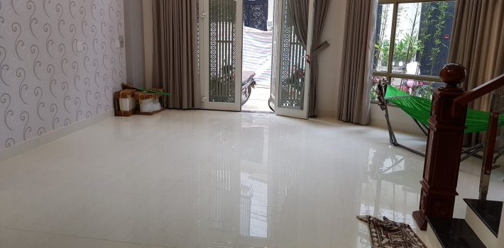 Nhà 3.5 Tấm Hẻm 445 Quang Trung f10 giá 5.5 tỷ