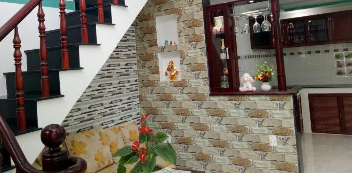 Nhà 1Trệt 1Lững 1Lầu Hẻm 417 Quang Trung f10 giá 3.65 tỷ
