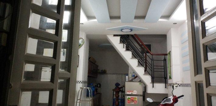 Nhà 1Trệt 1Lầu Hẻm 256 Phan Huy ích f12 giá: 2.3 tỷ
