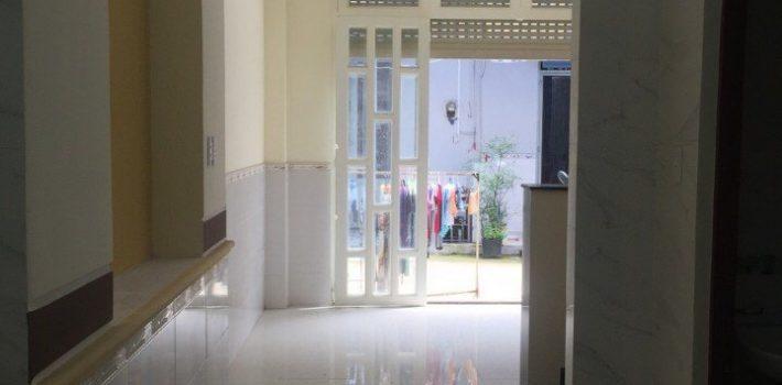 Nhà 1Trệt 3Lầu Hẻm 434 phạm văn chiêu f9 giá 4.15 tỷ