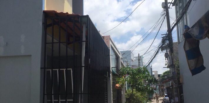 Nhà mới 1T1L HXH 385 Quang Trung chỉ 4.35 Tỷ, ngay ngã 5