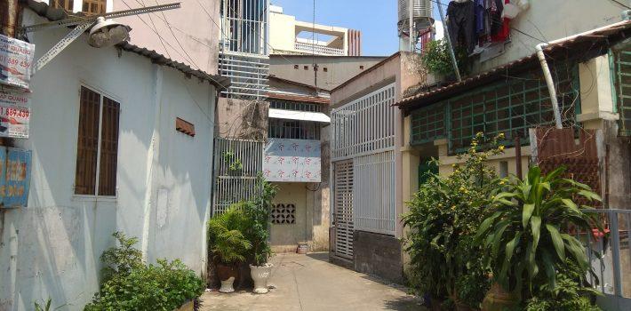 Nhà 1T1L Hẻm 142 Lê Lợi, P.4 Giá 3.5 tỷ