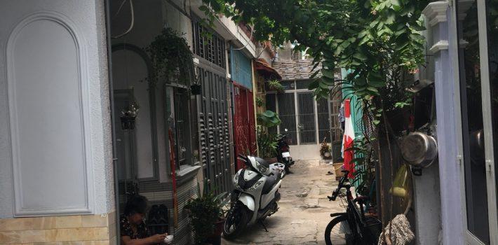 Nhà 1 trệt 1 lầu hẻm 998 Quang Trung P8 giá 2.45 tỷ