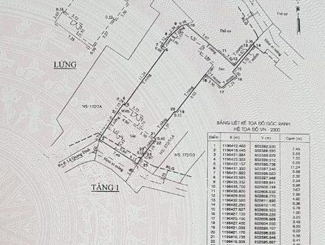 Nhà C4 cũ 200m2 Hẻm 578 Lê Quang Định giá kinh doanh