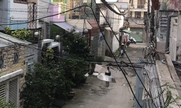Nhà mới hẻm xe hơi Quang Trung P11 chỉ 2.75 Tỷ