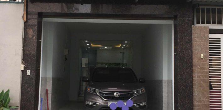 Bán nhà đẹp 4 tấm hẻm xe hơi 8m số 26 Nguyễn Văn Lượng giá 7.5 tỷ