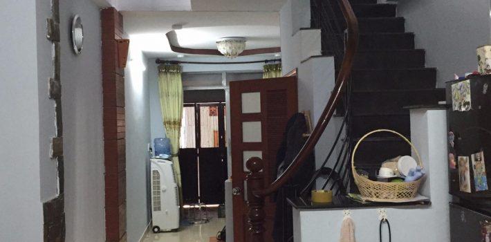 Nhà hẻm Huỳnh khương an 4 giá 3,4 tỷ