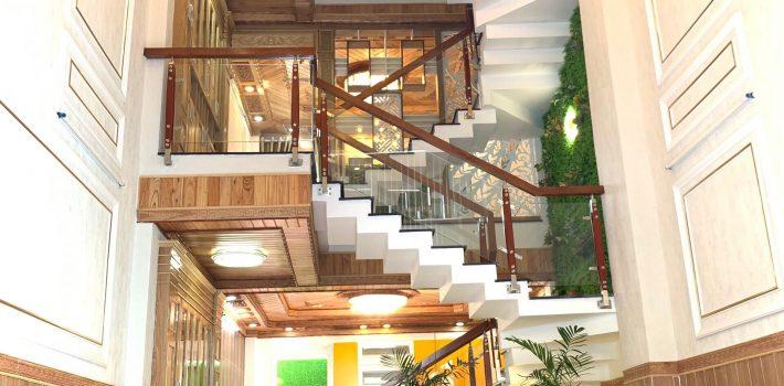 Bán nhà hẻm 499 Quang Trung Phường 10 Gò Vấp