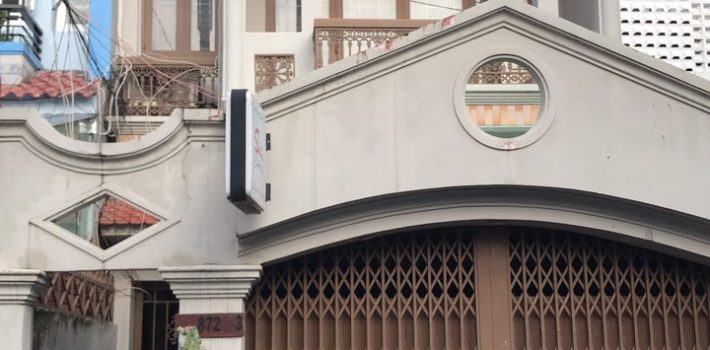 Bán nhà đường Quang Trung Phường 8 Gò Vấp