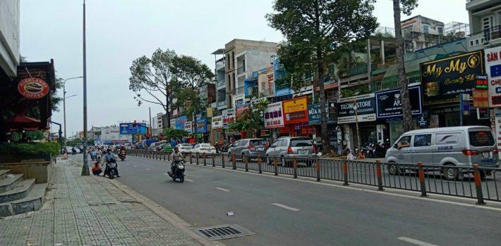 Bán đất HXH 1 trục đường quang trung phường 10 quận gò vấp