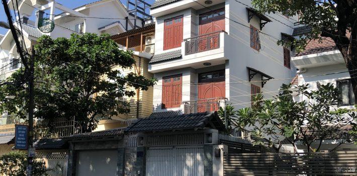 Bán nhà biệt thự công viên làng hoa phường 9 gò vấp( đã bán )
