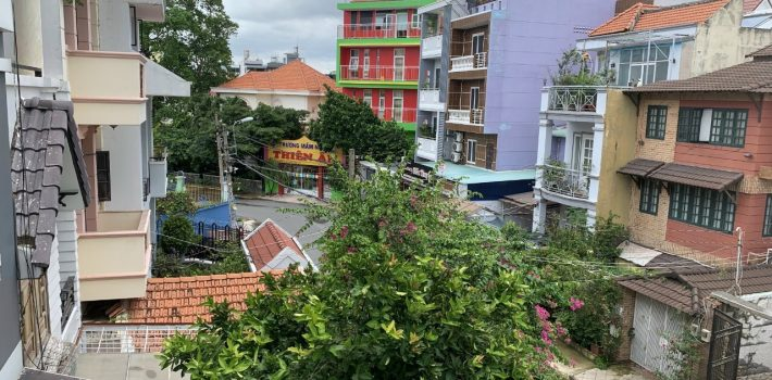 Bán Biệt Thự 120m2 công viên làng hoa phường 9 quận gò vấp