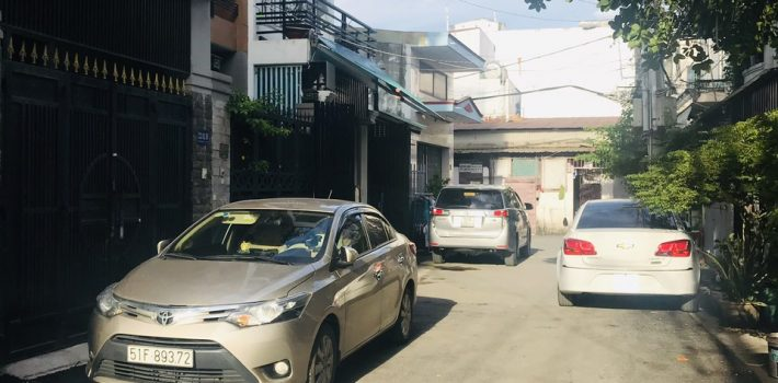 Bán nhà 1T1L hẻm 8m phạm văn chiêu phường 9 quận gò vấp